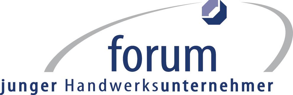 Logo forum junger Handwerksunternehmer