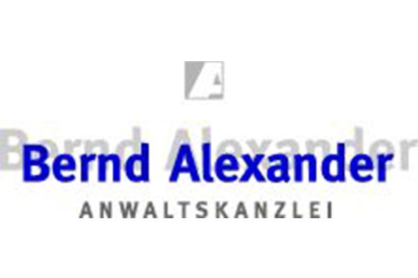 Bernd Alexander Anwaltskanzlei